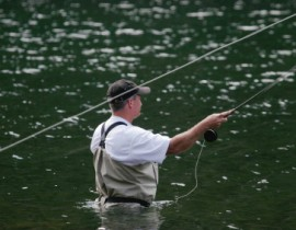 fly-fishing-casting-a-trout
